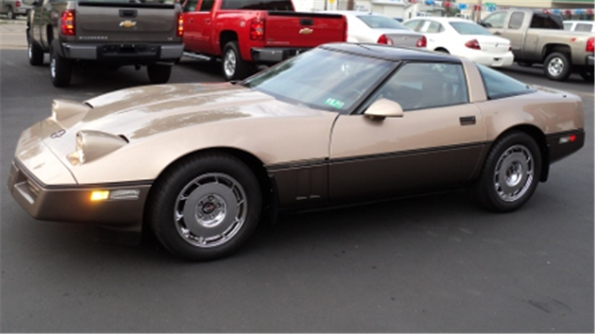 Buy 1985 Chevrolet Corvette C4 Vehicle