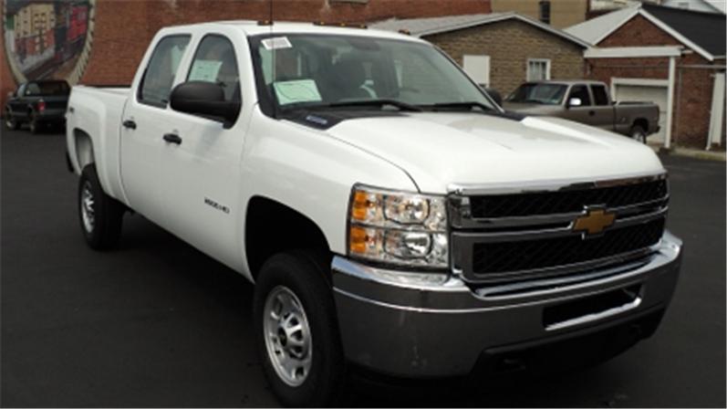 Buy 2013 Chevrolet Silverado 2500 WT 4x4 Truck
