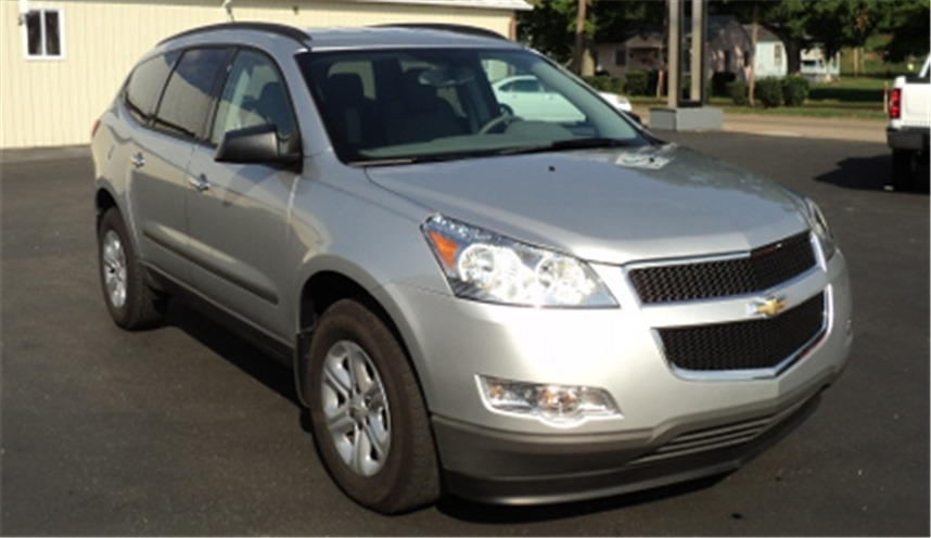 Buy 2012 Chevrolet Traverse SUV