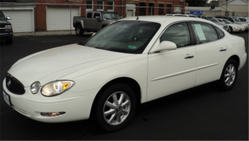 Buy 2005 Buick Lacrosse Vehicle