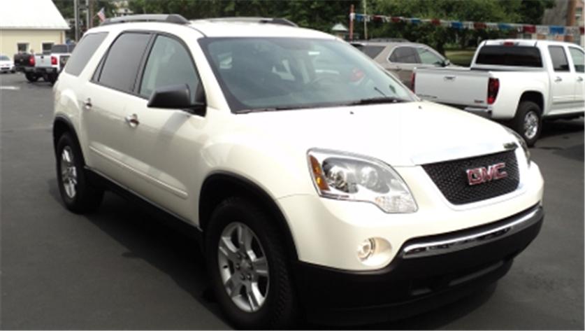 Buy 2012 GMC Acadia SLE AWD SUV
