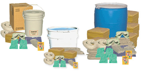 Buy Spill Kits & Clean Up Supplies