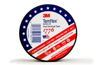 Buy 3M™ Temflex™ Vinyl Electrical Tape 1776