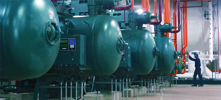 Buy Industrial Refrigeration Systems
