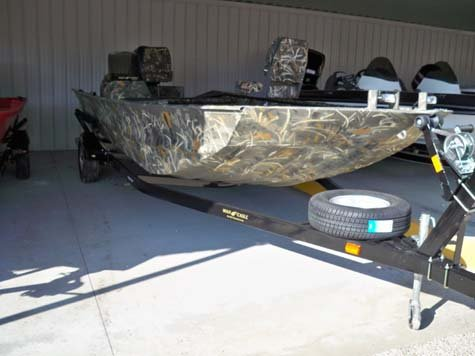 Buy 2012 2072 LDBR War Eagle Boat