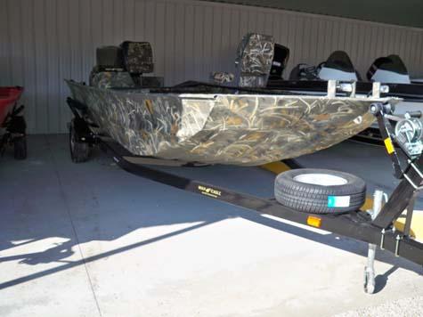 Buy 2012 2072 LDBR War Eagle Boat