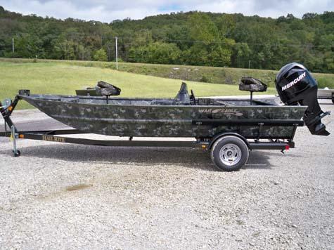 Buy 2012 860LDBR War Eagle Boat