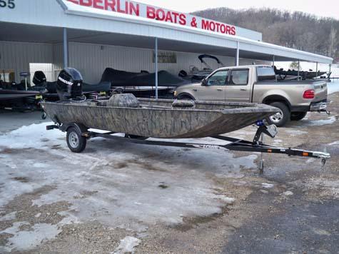 Buy 2011 18' Sportsman & Trailer Boat