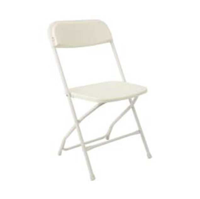 Buy White Folding Chair