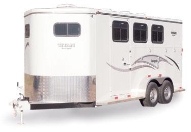 Buy Renegade Bumper Hicth Horse Trailers