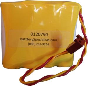 Buy Battery Specialists 0120790, , 12-0790 Emergency Lighting Battery