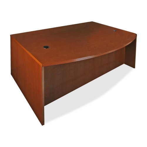 Buy Lorell 88000 Series D-Shaped Bowfront Desk