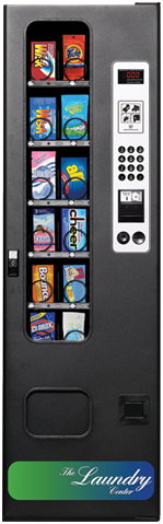 Buy Laundry Center Vending Machine