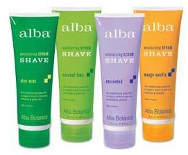 Buy Alba Botanica Shave Cream