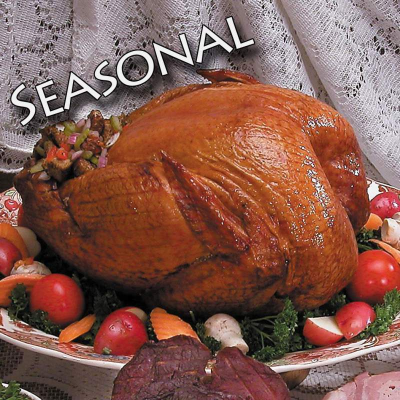 Buy Fully Cooked, Hickory Smoked Turkey