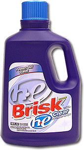 Buy Brisk® HE Clear Laundry Detergent