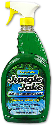 Buy Jungle Jake® Glass & Surface Cleaner
