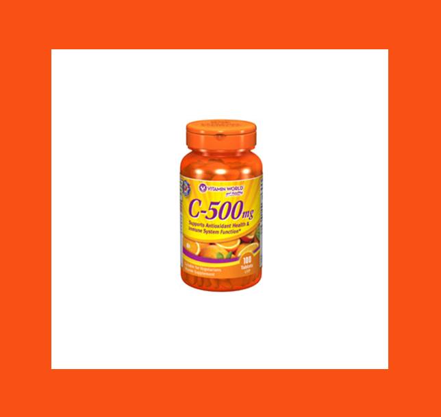 Buy C-500, 100 Tablets Antioxidants