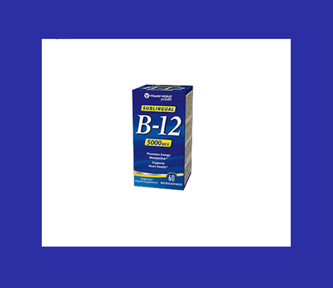 Buy B 12 Tablets, 60 Tablets B Vitamins