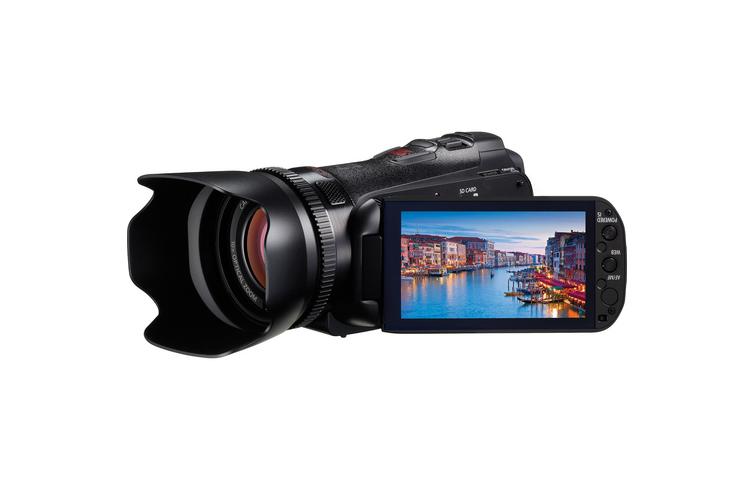 Buy Canon VIXIA HF G10 Flash Memory Camcorder