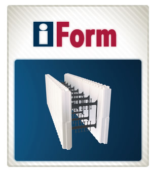 Buy IForm® Insulated Concrete Forms
