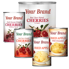 Buy Canned Cherries, DSP w/ sugar