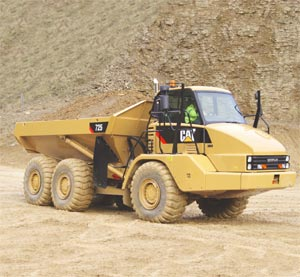 Buy 725 Articulated Trucks