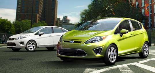 Buy Ford Fiesta New Car