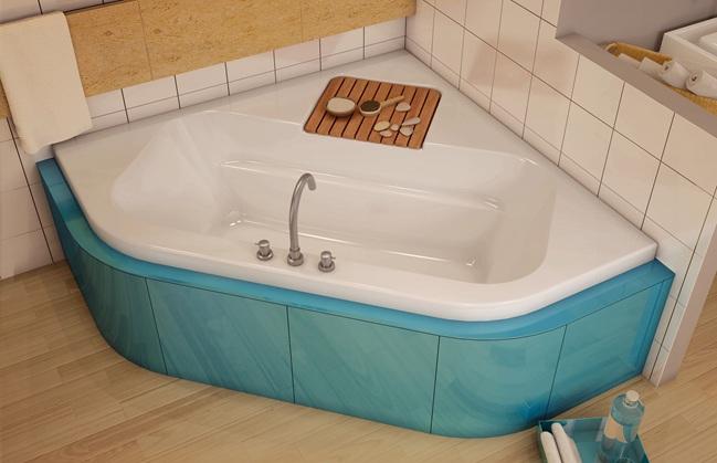 Loft Bath Tub