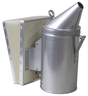M00926 Smoker 4 x 7 Stainless Steel