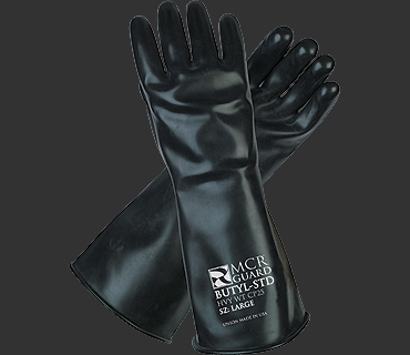 Buy MCR Guard™ Chemical Gloves