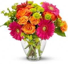 Buy Teleflora's End of the Rainbow Bouquet