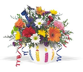 Buy Teleflora's Birthday Celebration Bouquet