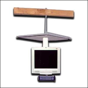 Buy LCD Flat Panel Ceiling Mount Bracket