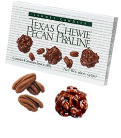 Buy Texas Chewie Pecan Pralines