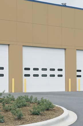Buy Commercial Overhead Doors Raynor ThermaSeal Standard