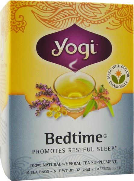 Buy Yogi Bedtime Tea - Promotes Restful Sleep*