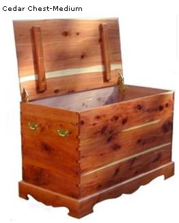 Buy Cedar Chest Medium