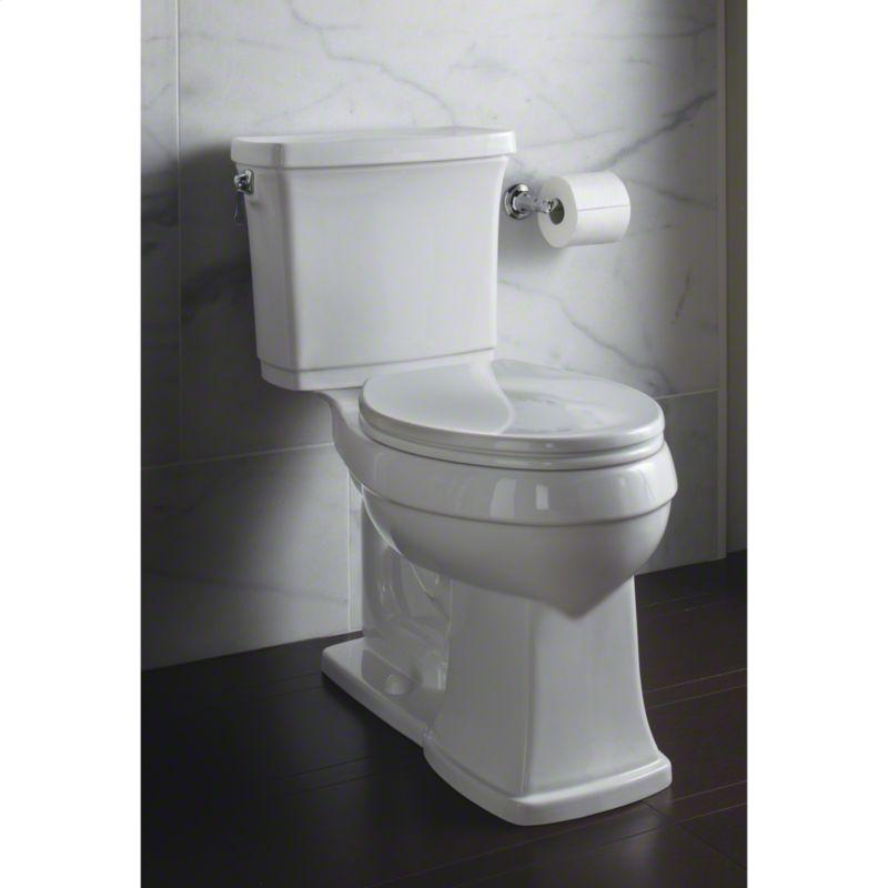 Buy Stucco White Bridgeton Two-Piece High-Efficiency Toilet, Less Seat