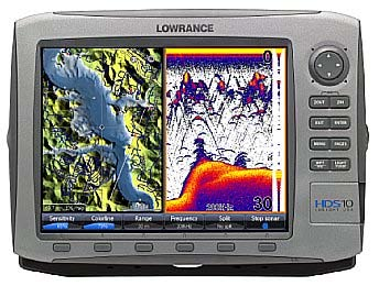 Buy Lowrance HDS-10 GPS Navigator