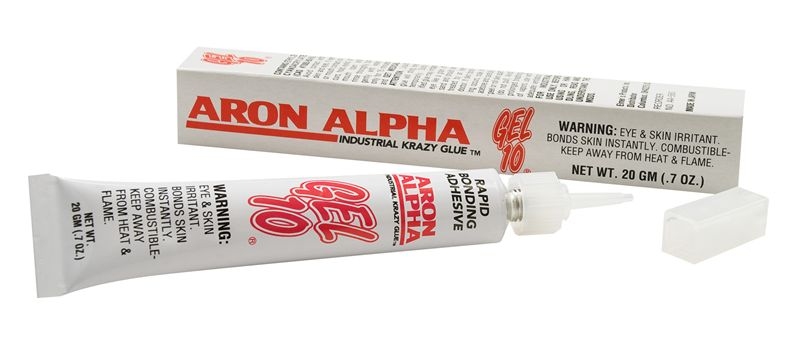Buy Aron Alpha 200F2 Series - Ultra Fast Setting Adhesive