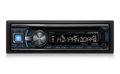 Buy CDE-HD137BT Advanced Bluetooth® CD/HD Radio Receiver