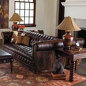 Beautiful King Ranch Leather Sofas Conceptstructuresllc Com