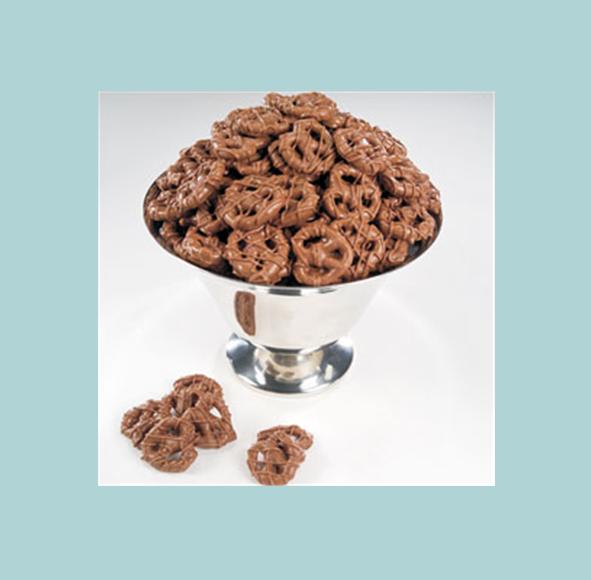 Buy Milk Chocolate Covered Pretzel-Ettes Candy Bars