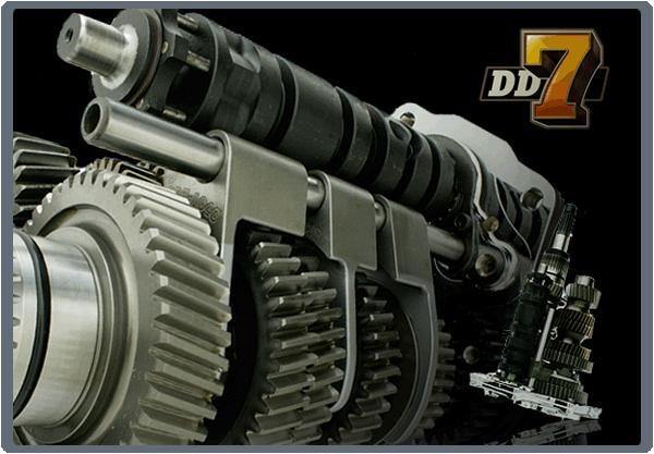 Buy DD7: Direct Drive 7-Speed