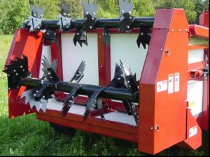 Buy H&S Hydraulic Push Manure Spreaders