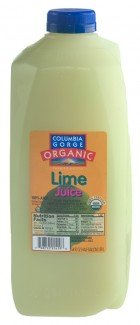 Buy Pure Organic Lime Juice
