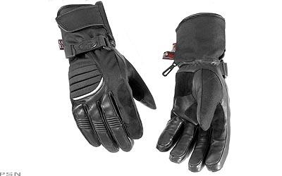 Buy Mystic Leather Mesh Glove - Mens
