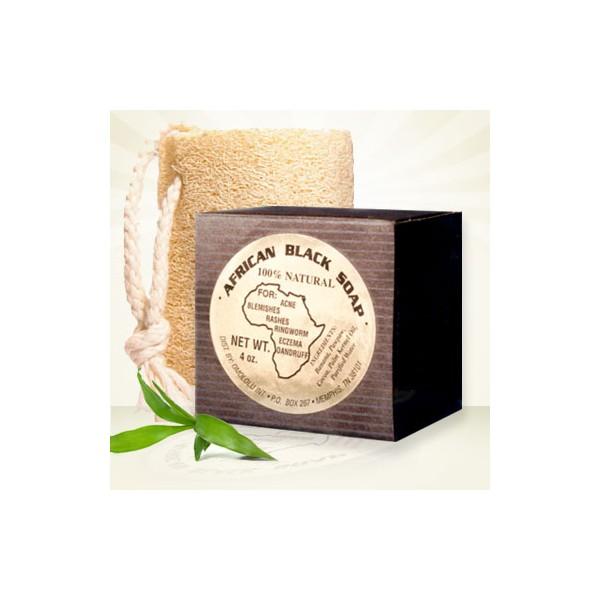 Buy African Black Bar Soap