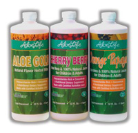 Buy Aloe Gold Juice Concentrate 16OZ